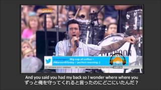 [LIVE] Maroon 5 Maps日本語訳・歌詞 Video