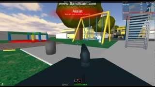 Roblox pelailua - Call of robloxia Black ops osa 1