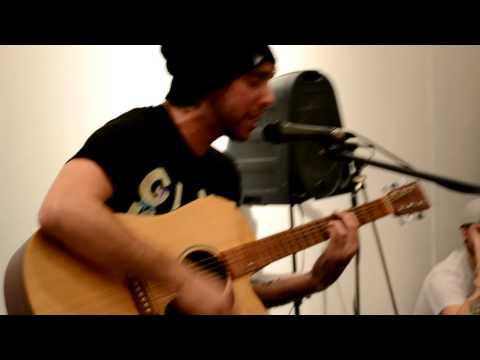 All Time Low Running From Lions (Acoustic)