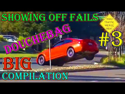 When Showing Off Goes Wrong #3 - BIG Show Off Crash Compilation