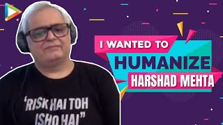 "Hansal Mehta: ""SCAM 1992 is my first real BLOCKBUSTER, I'm ENJOYING..."""