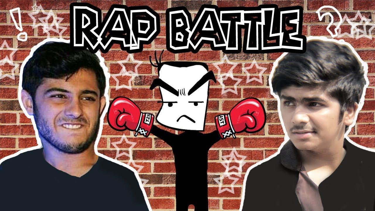 RAP BATTLE ||CarryMinati VS Avi Gujjar || - YouTube