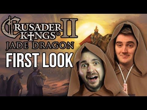 Crusader Kings II: Jade Dragon First Look & Gameplay!