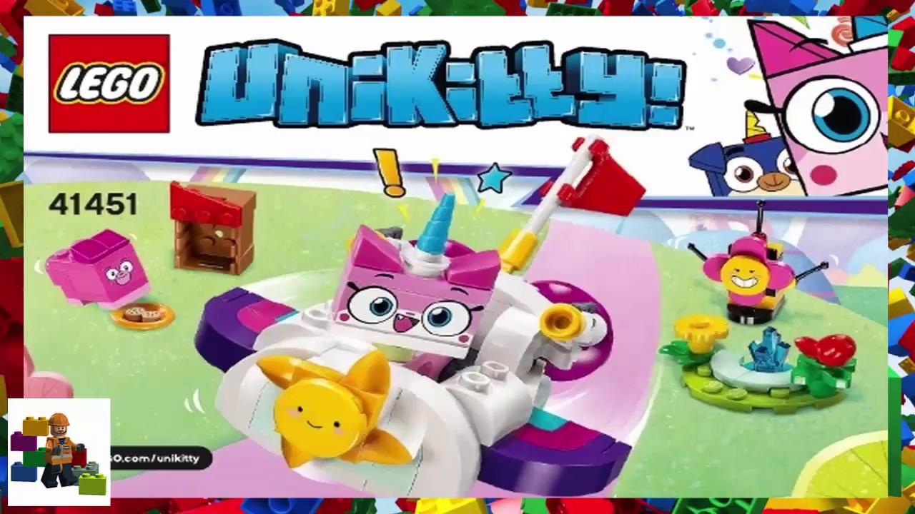 LEGO 41451 Unikitty new CLOUD CAR