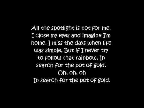 Chris Brown - Pot of Gold Lyrics