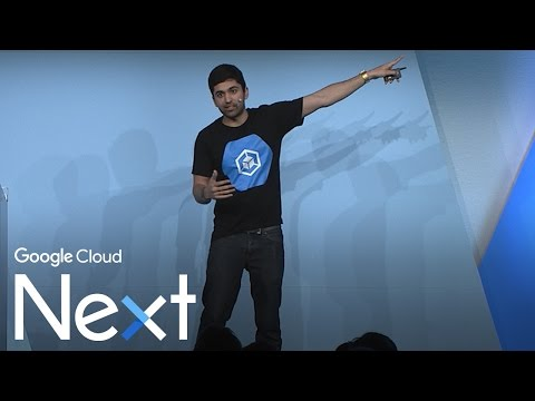 Globally scalable microservices with Container Engine & Cloud Load Balancing (Google Cloud Next '17)