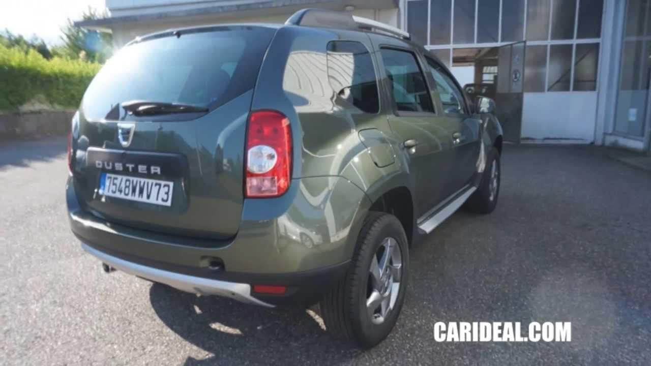 achat dacia duster 4x2 dci 110 laureate carideal mandataire chambery youtube. Black Bedroom Furniture Sets. Home Design Ideas