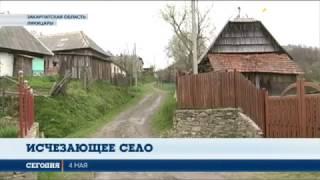 В Закарпатье, посреди нетронутой природы притаилось маленькое село Ликицари