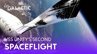 Virgin Galactic In Space For The Second Time