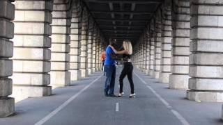 Jennifer Dias - I Need You So ( impro kizomba by Inga Dejavu and Patrice )