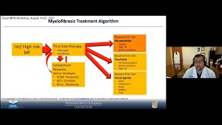 Novel therapies and combinations for myelofibrosis patients