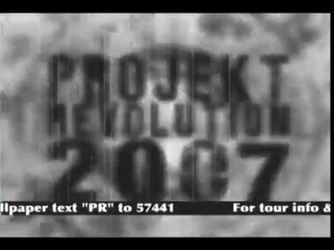 Projekt Revolution 2007