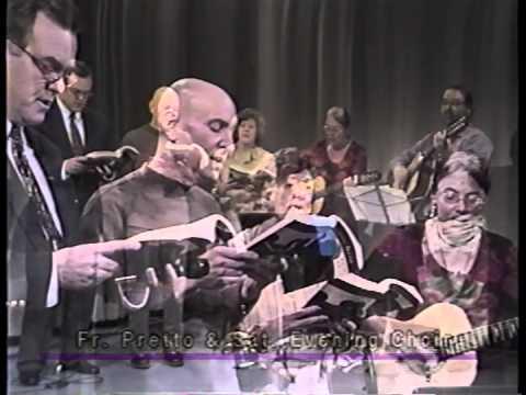 Father Frank Pretto - Jewish Salsa Muscian To Catholic Priest