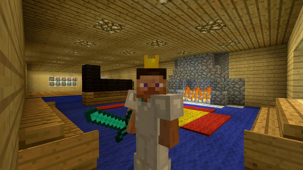 Minecraft Survival Adventures - Living Room 83 - YouTube