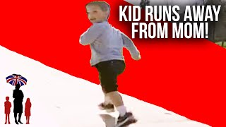 How to stop children running away..Supernanny USA