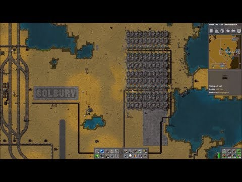 Repeat Bentham's Factorio Tips: Radar Outposts by