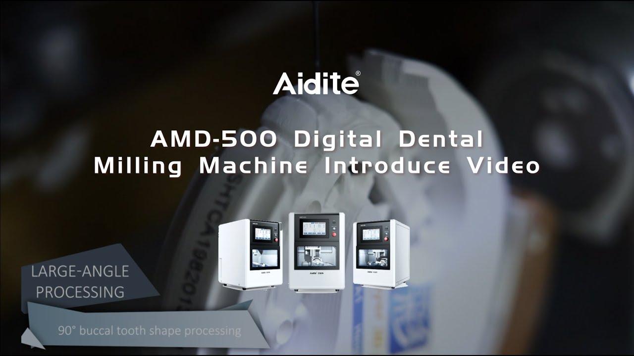 AMD-500 Digital Dental Milling Machine