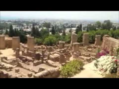 Carthage and its importance in Tunisia's history.
