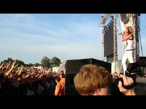 Fireflight Live: Desperate - Sonshine Festival 2012