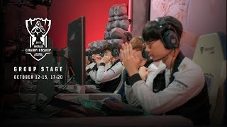 Every Game Matters | 2019 World Championship Group Stage Day 4 Teaser
