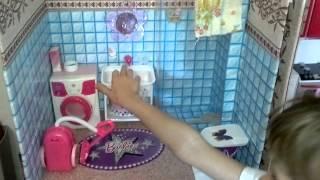 видео Кухонный стол для маленькой кухни Хатико