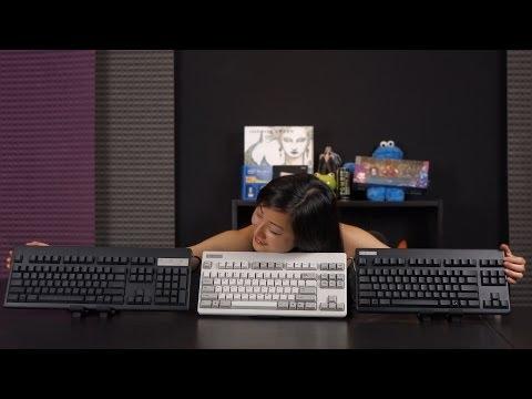 RealForce Topre Keyboards 104UB, 87U Unboxings
