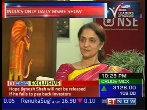 Interview of Ms. Chitra Ramkrishna, MD & CEO, NSE on ET NOW