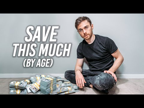 How Much Money You Should Save (Amount by Age)