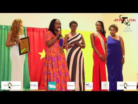 MISS CAMEROON USA 2016 AWARDS CEREMONY