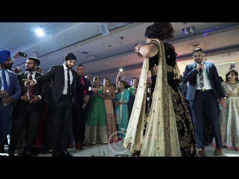 Shawn & Pav - Epic Punjabi Wedding Dance Off [Eminence Entertainment]