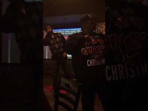 Grammy Worthy Karaoke Performance