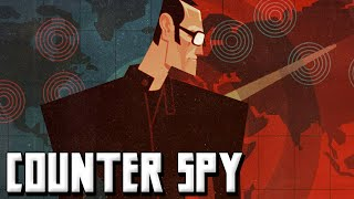 ZexyZek Plays: Counter Spy - THIS GAME IS AWESOME