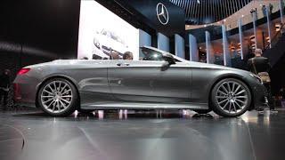 2017 Mercedes-Benz S-Class Convertible - 2015 Frankfurt Motor Show