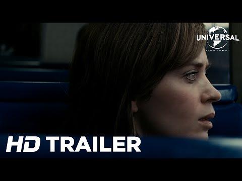Trailer do filme A Garota no Trem