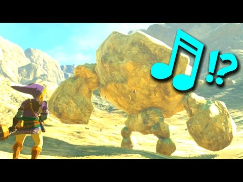Stone Talus Theme sounds like another Nintendo tune...