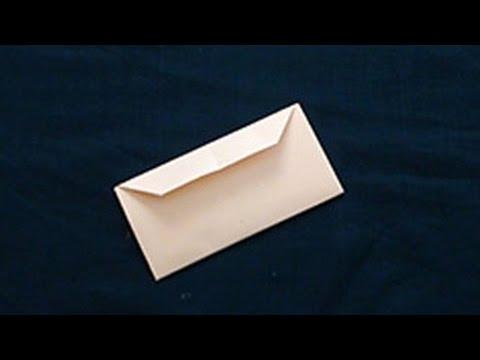 Paper envelope origami diy do it yourself video paper arts and paper envelope origami diy do it yourself video paper arts and crafts videos for kids solutioingenieria Gallery