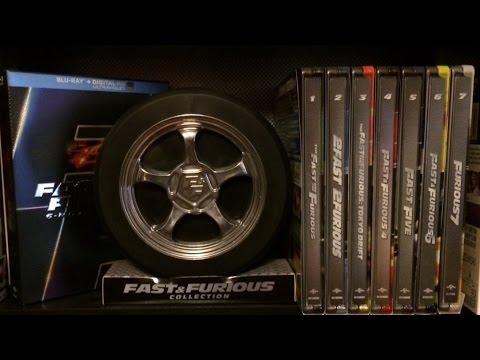 Blu-Ray Pick Up/Update/Haul 09/15/15 A Furious Haul!!!