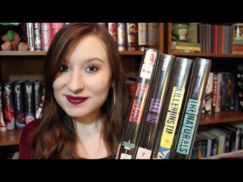 The Naturals Series Review (Spoiler Free!) | Tiny Book Dragon