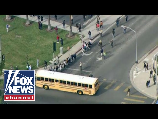 1 dead in California school shooting, suspect in custody