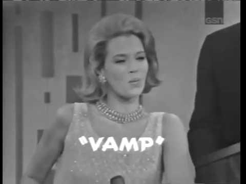PASSWORD 1965-01-28 Angie Dickinson & Efrem Zimbal