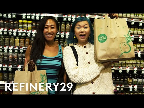 I Went On A Whole Foods Haul With A Food Influencer | With Mi | Refinery29 thumbnail