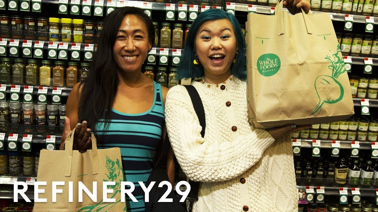 I Went On A Whole Foods Haul With A Food Influencer | With Mi