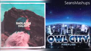 Halsey vs Owl City - New Fireflies (Mashup)
