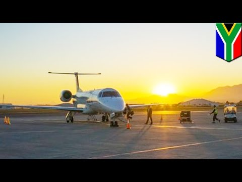 Solar power South Africa: George airport runs entirely on energy garnered from the sun - TomoNews