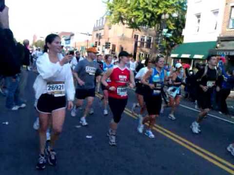 Marine Corps Marathon from Georgetown