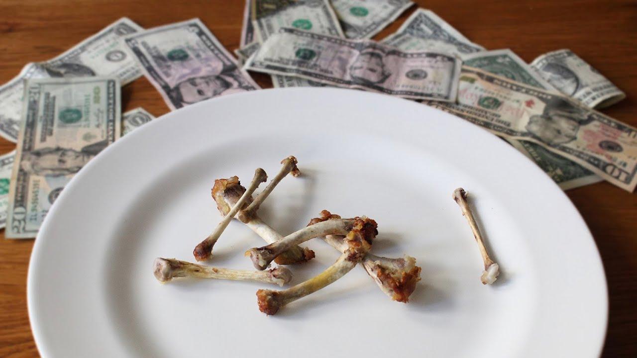 2015 Super Bowl Prediction Using Chicken Wing Bones!