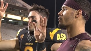 ASU Spring Football Game: DJ Foster