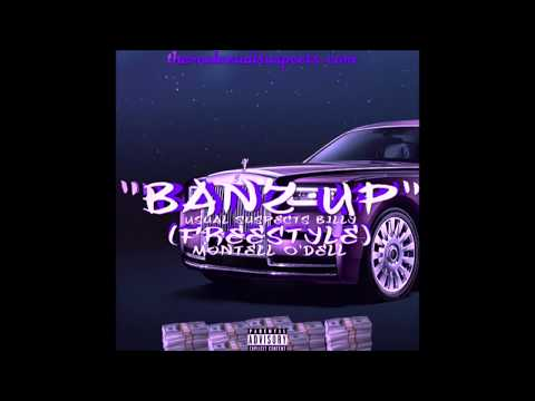 Usual Suspects Billy x Montell O'Dell-Banz Up (FREESTXLE) CWB BLE prod. by  (@yunglando)