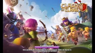 O bug de treina tropas de clash of clans não existe