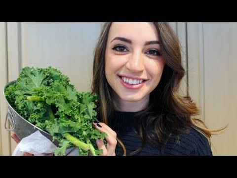 [ASMR] Cooking With Gibi - Part 4! (Vegetarian)